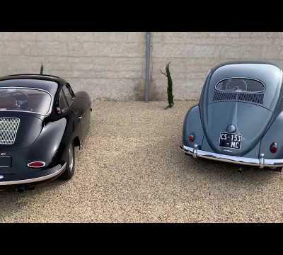 A Vendre : Ovale 54 / 56 - Porsche 356 C