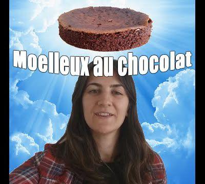 Moelleux au chocolat VIDEO