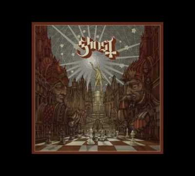 """Cover Song #8 : """"Missionary Man"""" (Eurythmics) par Ghost"""