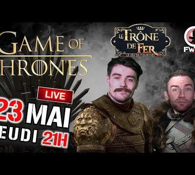French Wargames Studio: Game Of Thrones - Rapport de bataille - Nights Watch VS Lannister