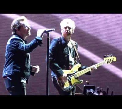 U2 -Rose Bowl -Los Angeles (2) -21-05-2017