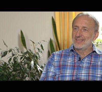 Erwin Brucker zur Sterbeforschung und Erfahrungen von Patienten