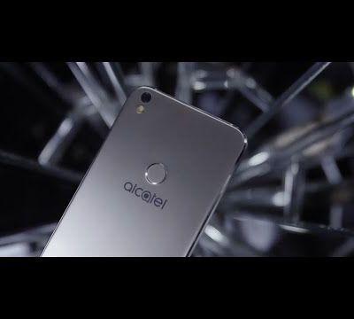 Nouveau Smartphone SHINE LITE d'Alcatel vraiment beau