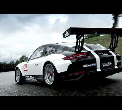 iRacing : Porsche débarque dès janvier 2017 !