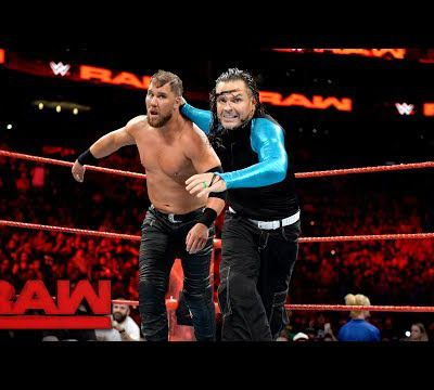 Jason Jordan & The Hardy Boyz vs. The Miz & The Miztourage: Raw,
