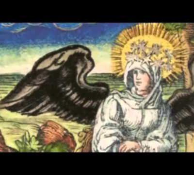 "Die Geschichte des Teufels: ""Lucifer The Fallen Angel In Bible History Of Satan And Satanism"""