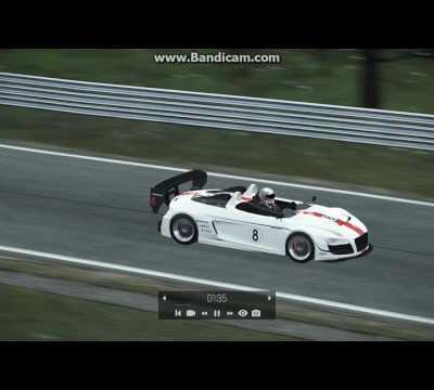 R8 Spyder Xtreme