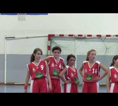 vidéo Basket U13F Kientzeim CBK vs Ruelisheim le 15 oct 2016 score 31 - 40
