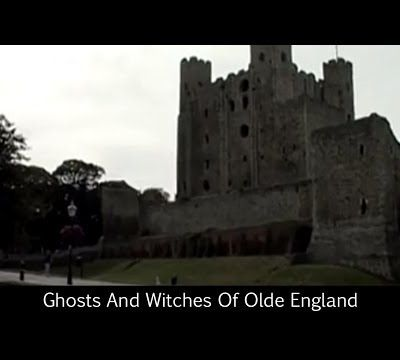 """""""Ghosts And Witches Of Olde England"""" TV-Dokumentation"""