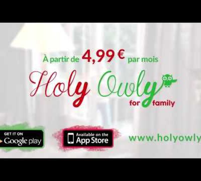 L'application HOLY OWLY facilite l'apprentissage de l'anglais aux enfants