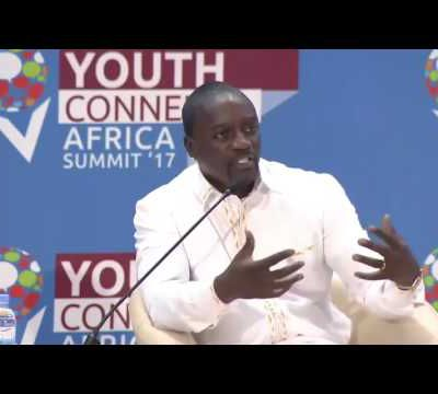 Akon on American illusion