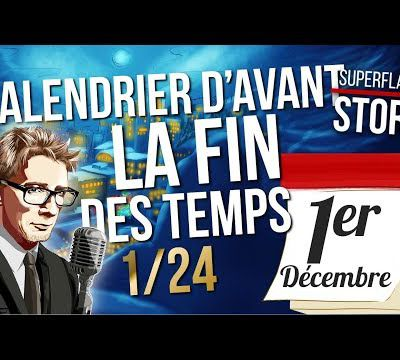 Superflame sur Youtube
