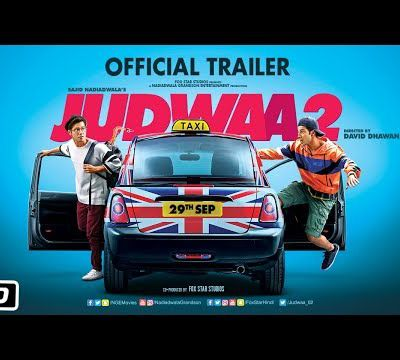 judwaa 2 official trailor (2017)