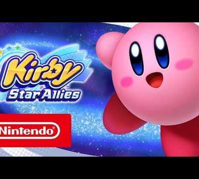 La Switch : Kirby Star Allies y est dispo