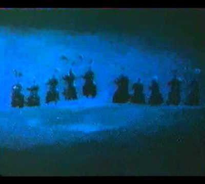 L'apprentie-sorcière, pour ce mois de juin....un film de Walt Disney