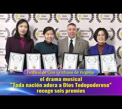 """El drama musical """"Toda nación adora a Dios Todopoderoso"""" recoge seis premios"""