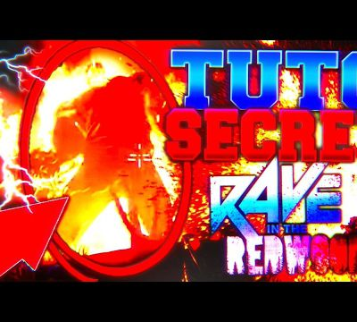 Astuce / Infinite Warfare dlc : faire le secret complet de Rave In The Redwoods !