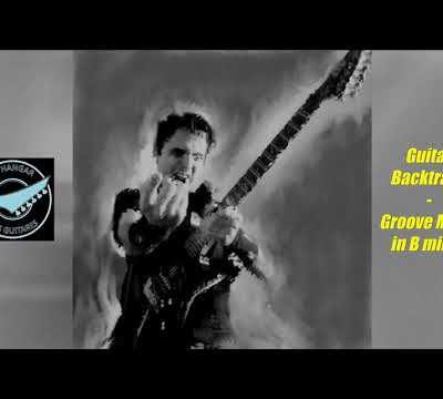 Backtrack Guitar : Groove Metal in B minor