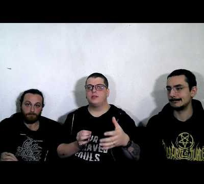 "VIDEO - Interview avec ALKYMIA pour son album ""Of fire in me"""