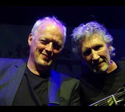 conmortably Numb DAVID GILMOUE & ROGER WATERS