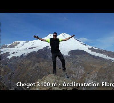 Vidéo : acclimatation Elbrouz : Cheget