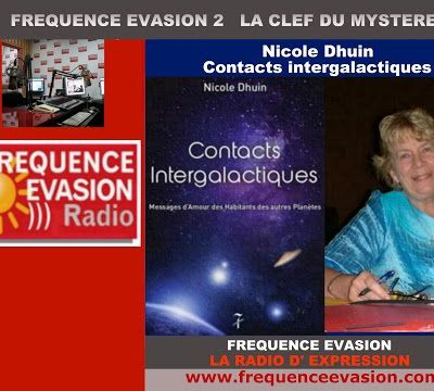 CONTACTS INTERGALACTIQUES - 05/2019.