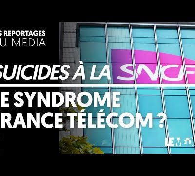 SUICIDES À LA SNCF : LE SYNDROME FRANCE TELECOM ?
