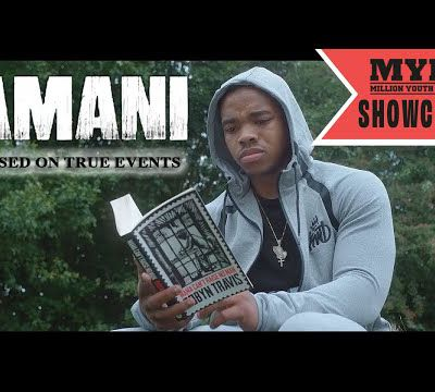 AMANI - the TRUE story of a knife crime survivor on a quest to empower 2 MILLION YOUNG PEOPLE!