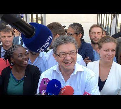 Jean-Luc Mélenchon : « Nos députés LUTTERONT pour protéger le CODE du TRAVAIL» [vidéo]