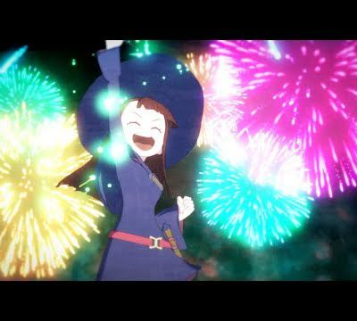 ACTUALITE : #LittleWitchAcademia : Chamber of Time sortira le 15 mai 2018 sur #PS4 et #PC #Steam