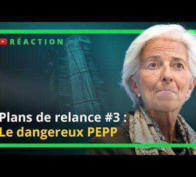 Le dangereux PEPP de la BCE : Plans de relance #3