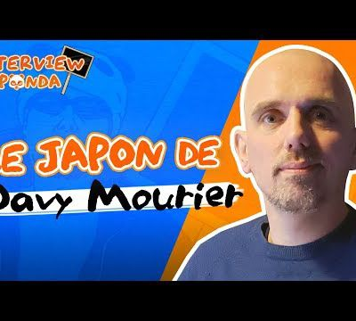 INTERVIEW PANDA // DAVY MOURIER