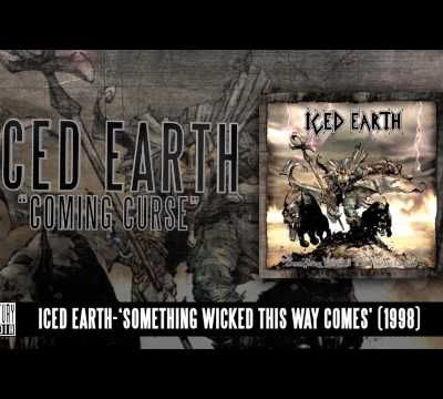 """Song of 1998 #1 : """"The Coming Curse"""" par Iced Earth"""