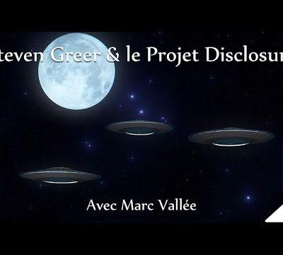 ''Steven Greer et le Projet Disclosure'' avec Marc Vallée, sur Nuréa Tv