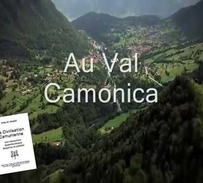 Val Camonica  Civilization, a disappeared Hyperborean Civilization, her Petroglyphs and mysterious Alphabet : Camunic, Phoenician, Nordic Runes, and Haplogroups  (+film)