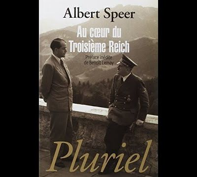 ALBERT SPEER , L'ARCHITECTE D'HITLER.