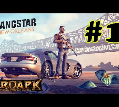 Gangstar New Orleans Cheats & Hack iOS Android 2017