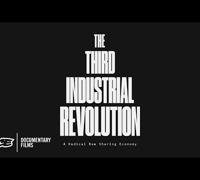 The Third Industrial Revolution: A Radical New Sharing Economy | Jeremy Rifkin