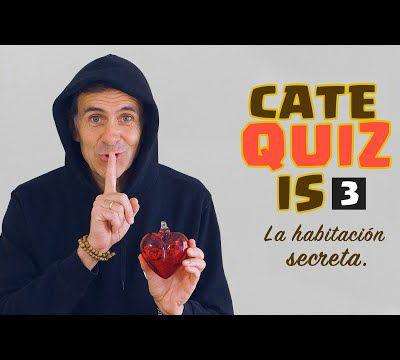 CATEQUIZIS 3: LA HABITACIÓN SECRETA
