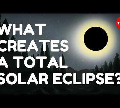 What Creates a Total Solar Eclipse?