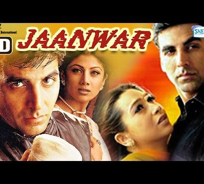 Jaanwar {HD} - Akshay Kumar - Karisma Kapoor Full Movie