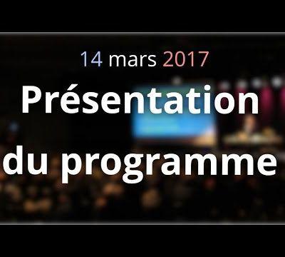 François Asselineau : Présentation du programme présidentiel