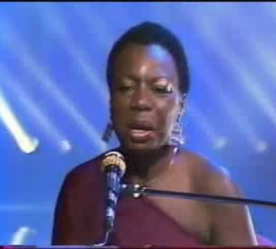 "Nina Simone: ""My baby just cares for me"""