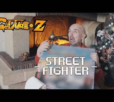 CULTURE Z - STREET FIGHTER - DAVY Mourier