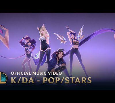 Official Music Video - League of Legends