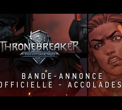 [ACTUALITE] Thronebreaker: The Witcher Tales disponible sur Steam