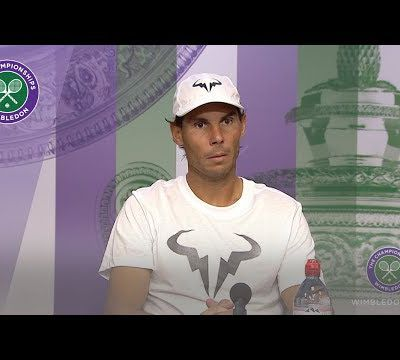 Nadal: Federer played better, but we are not done