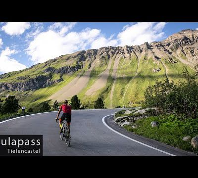 Albulapass (Tiefencastel) - Cycling Inspiration & Education