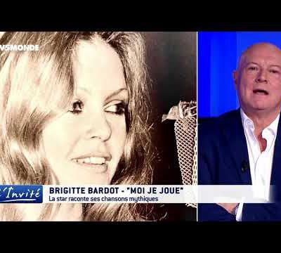 Brigitte Bardot évoque sa carrière de chanteuse TV5 Monde le 19 11 2017, 2ème partie