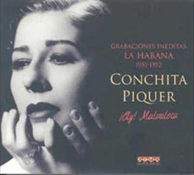 Conchita Piquer - Y Sin Embargo Te Quiero